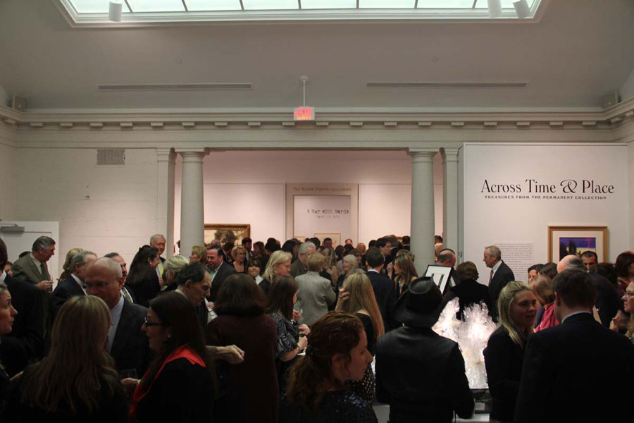 Celebrate Achievement Benefit Gala at The Heckscher Museum of Art honoring Barbara Ernst Prey for her contributions and achievements in American Art