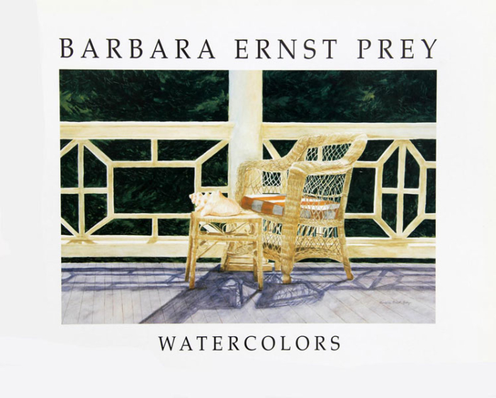 Barbara Ernst Prey Watercolors
